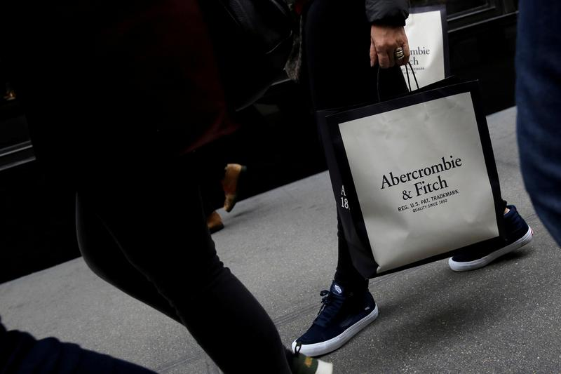 Online demand fuels Abercrombie & Fitch profit beat, rosy sales outlook