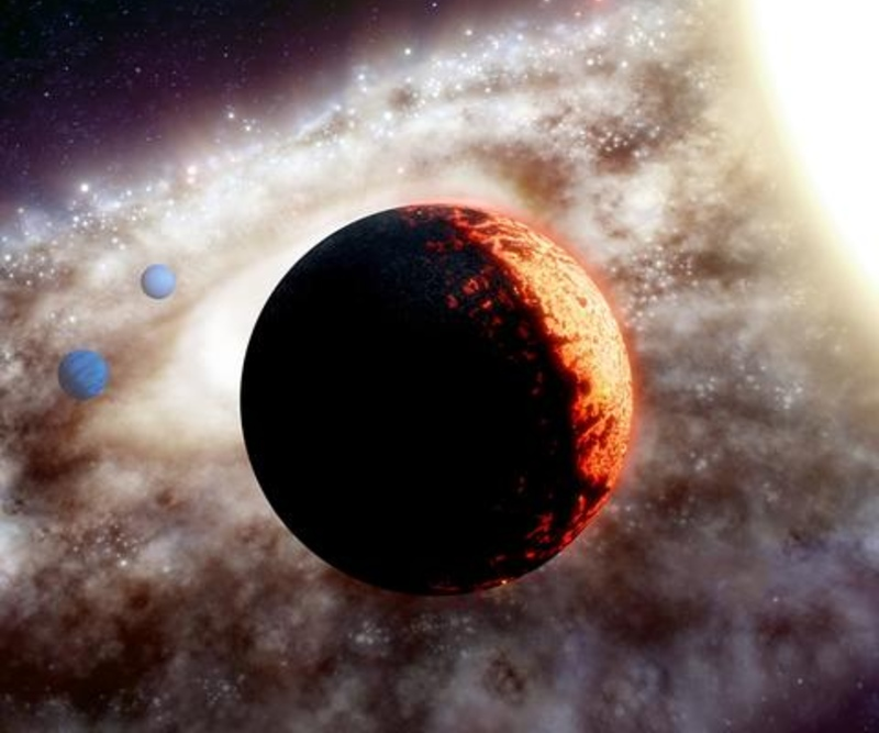 A New 'Super Earth' Has Been Discovered Near One of Our Galaxy's Oldest Stars
