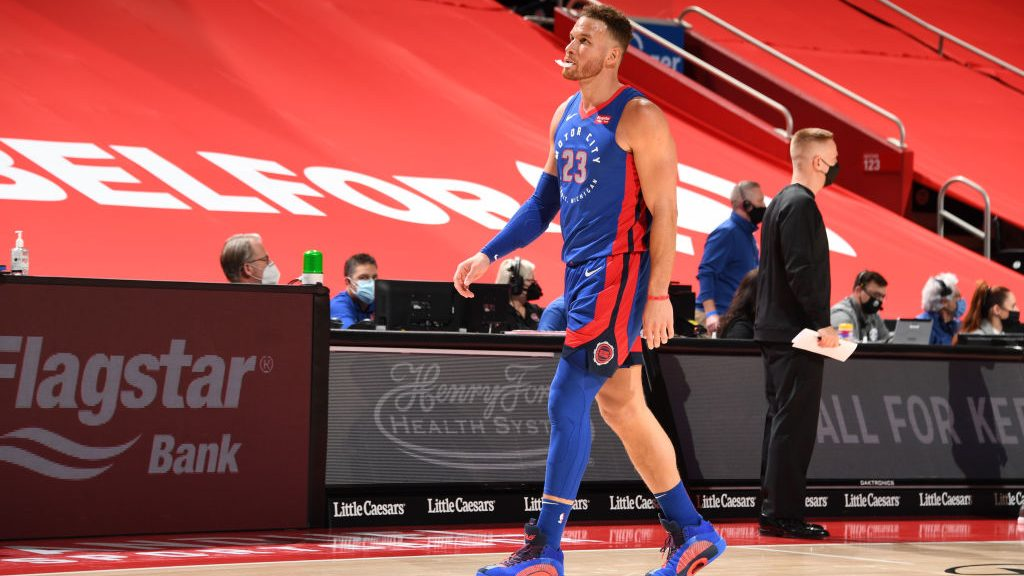 Blake Griffin on why he chose the Nets: 'They have a need for a four-man'